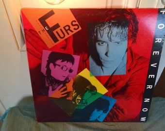 Items Similar To Psychedelic Furs 18 X 24 Screenprint On