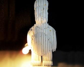 Homer Simpson unique lampe