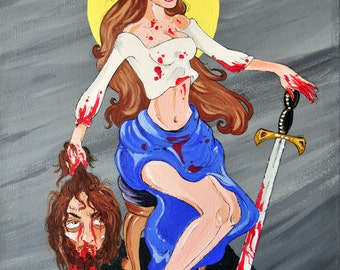 Judith F***s Up Holofernes.