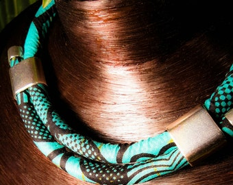 """Beautiful wax """"Hummingbird"""" necklace"""