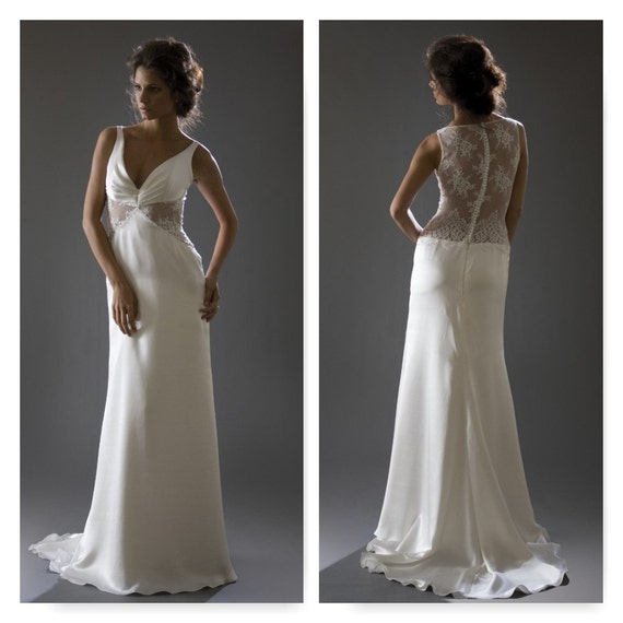 GINGER Bridal Sample Gown By COCOE VOCI