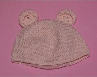 Hat with ears for children