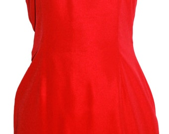 Dress Red block