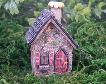 Miniature Teeny Fairy Butterfly House