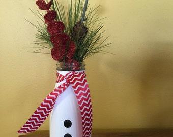 snowman arrangements