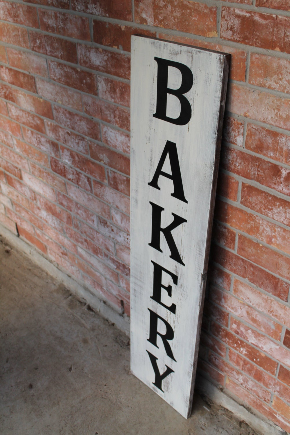 Vertical Wall Decor vertical bakery bakery sign large bakery sign bakery sign