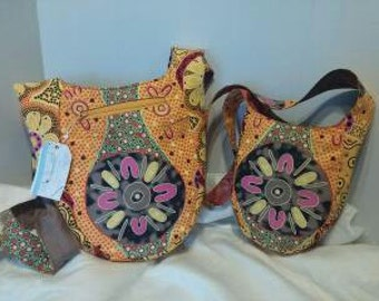 India Hobo Bag - Made-to-Order