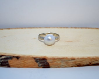 Ring wedding, Pearl Ring jewelry, Ring stone, Jewelry bridal, Ring bridal.