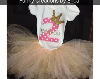 Tutu, Birthday Shirt, Outfit Custom, birthday outfit