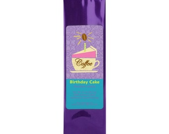 "NEW! ""Happy Birthday"" Coffee Pack"