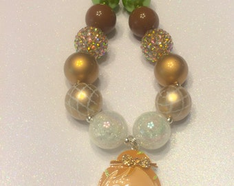 Cave Girl Chunky Necklace