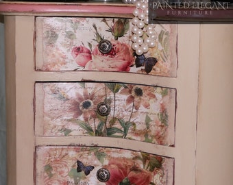 Custom/Shabby Lingerie Chest