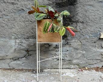 Cache-pot à Fleurs sur Pattes/Planter