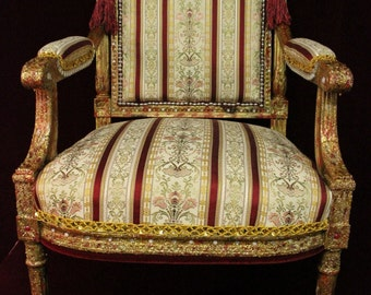 Antique Louis XV Chair Concept Classic