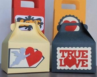 NEW!! handmade Wedding Favor boxes favor wedding confetti Boxes gift boxes box door confetti