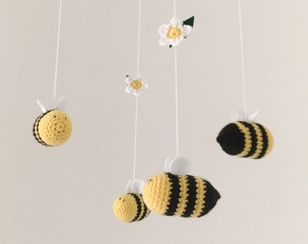 Bumble Bee Mobile - Cot Mobile