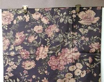 PREORDER floral folder backpack