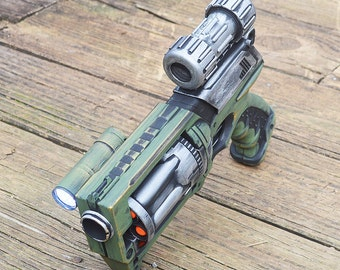 Steampunk MAVERICK Toy Gun Zombie Walking Pirate Airship Captain Nerf Cosplay Soft Dart Victorian LIMITED