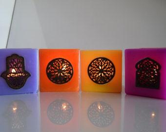 Handmade Moroccan Candle Holder