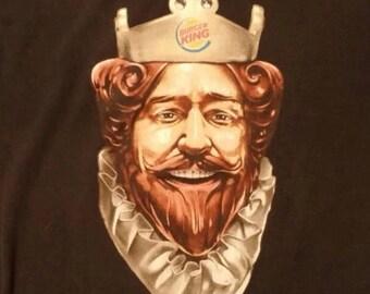 Burger King: Large