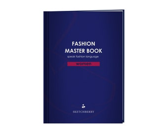 Fashion Master book. Women version.