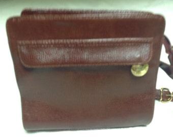 Hand bag Claiborne, bag handbag Brown of Liz Clairbone reduction