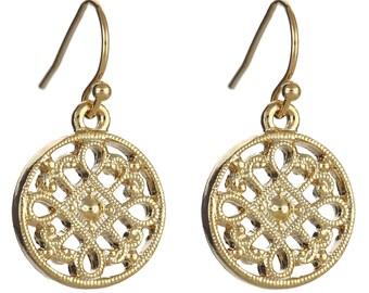 KAI Petite Earrings - Gold