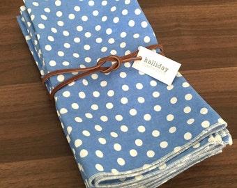 Eco-friendly 100% cotton napkins (Set of 6)