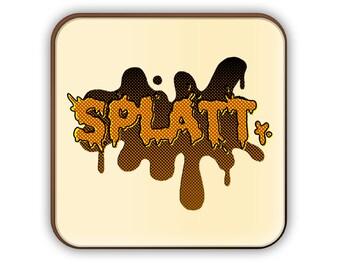 Splatt coaster