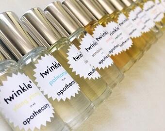 Aromatherapy Roll-On Perfume | Single Note Fragrance | Vegan Perfume | Essential oil Perfume | Aromatherapy Perfume | Natural Perfume