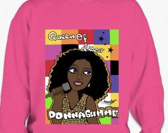 Last Dance Donna Summer Sweatshirt