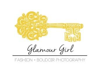Premade Logo Design Photographer Logo