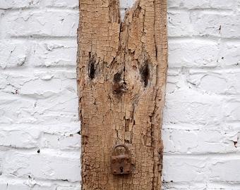 Reclaimed wall art, Reclaimed wood wall art, Old wood wall art, Wood art sculpture, Barnwood wall decor, Reclaimed wood sculpture, Reclaimed