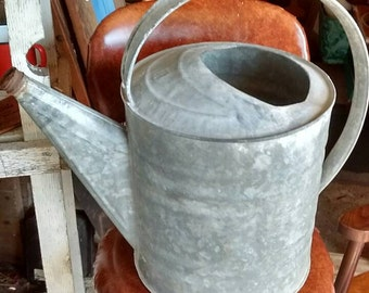 Antique-galvanized-watering-can