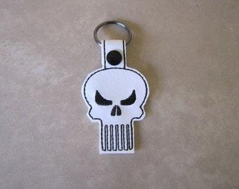 Skull Key Fobs