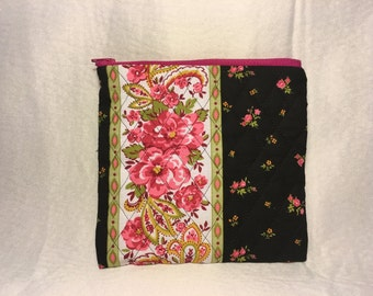 Quilted Make-up Bag