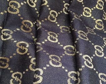 Beautiful Gucci style scarf/shawl. Size 72*28 in.