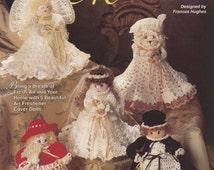 Air Freshener Maidens, The Needlecraft Shop Home Decor Crochet Pattern Booklet 931319
