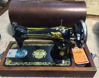 Singer Sewing Machine Model NL 15-reduced price