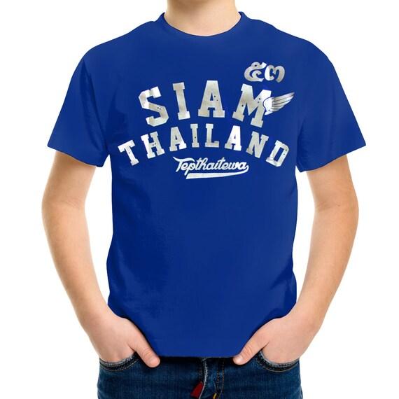 TepThaiTewa : Siam Thailand Boys' T-Shirt