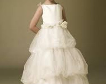 BIANCA MIELE Flower Girl Dress