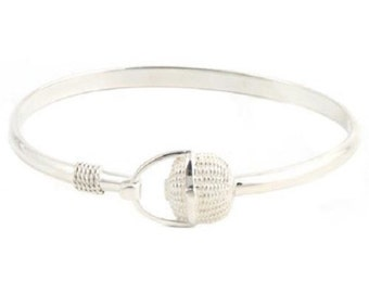 Cape Cod Nantucket Basket Bracelet Sterling Silver 925