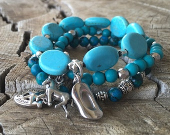Turquoise Cowgirl Collection