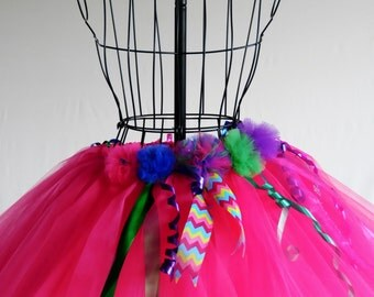 READY TO SHIP !!!...BeautiTUTUful Ribbon Tutu...Or choose your size and your colors...