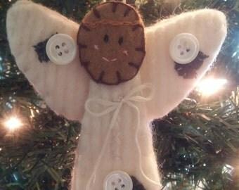 Christmas ornament Angel (06)
