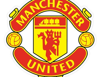 Manchester United decal