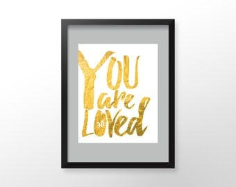 You Are So Loved-Digital File