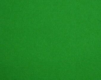45 - Green - Merino Wool Felt