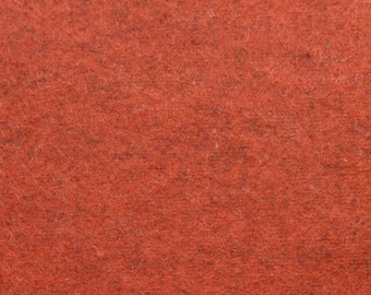 484 - Oriental Red - Merino Wool Felt