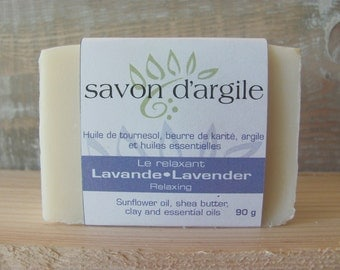 Relaxing Lavender SOAP